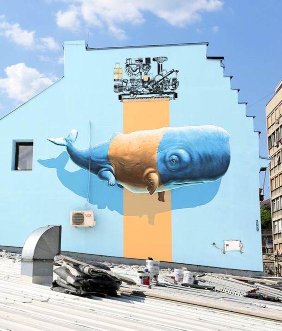 Imitation of Life – Le Street Art de NEVERCREW