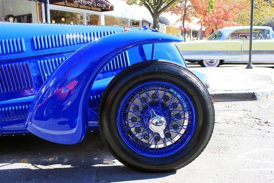 1939 Delage D-6 Grand Prix @ Scarsdale Concours d'Elegance