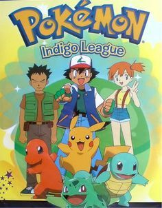 Image result for pokemon indigo league poster
