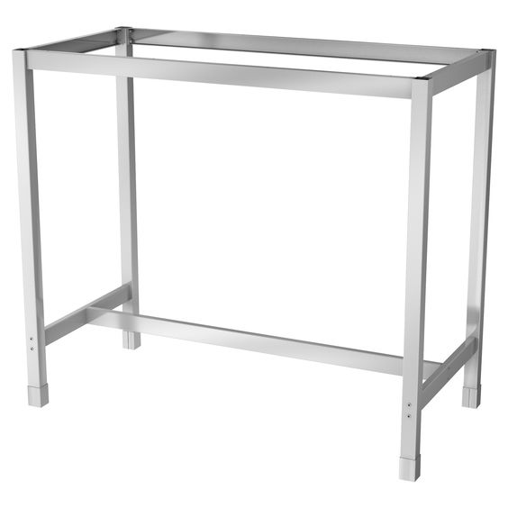 Utby Underframe Stainless Steel Furniture Wood Furniture And Tables