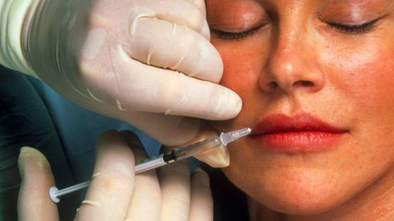 Young people are turning to cosmetic procedures such as botox and dermal fillers as a result of social media pressure according to a report.