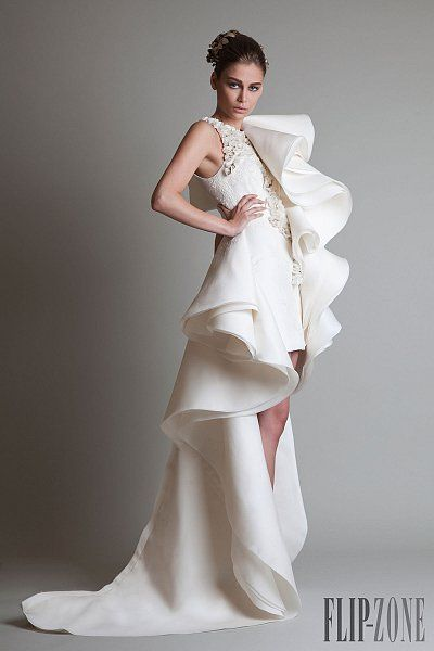 "Krikor Jabotian ""Closure"", F/W 2013-2014 - Couture"