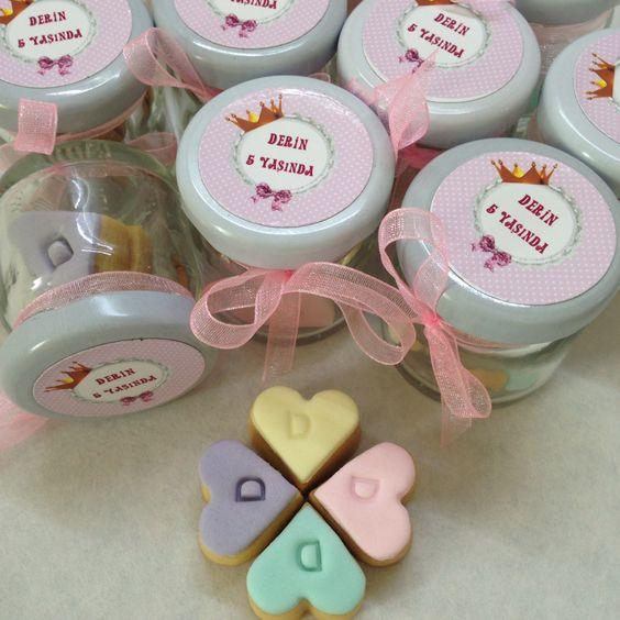 Kavanoz kurabiye. Kalp kurabiye. Cookie. She Bee Cake&Cookie She Bee Pasta&Kurabiye