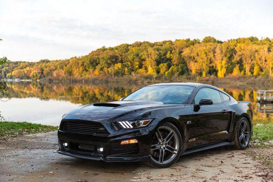 The 2015 Roush Ford Mustang / TechNews24h.com