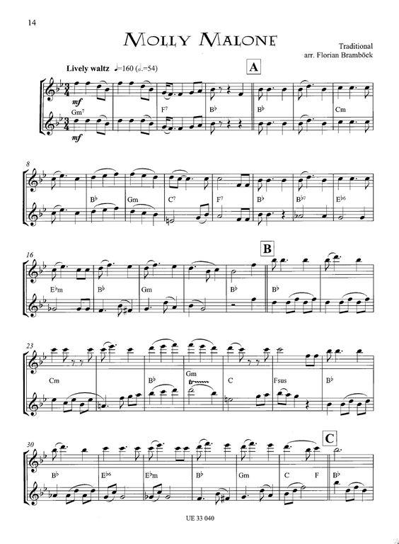 for good duet sheet music pdf
