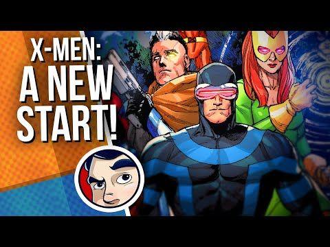 X Men New Beginnings 1 3 Complete Story Comicstorian Youtube In 2020 X Men New Beginnings Twitch Tv