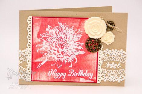 _DSC9977 Stampin Up Birthday Geburtstag Blooming with kindness Aus dem Garten der Freundschaft Embossing Embellishments artisan kit Kreativ-...