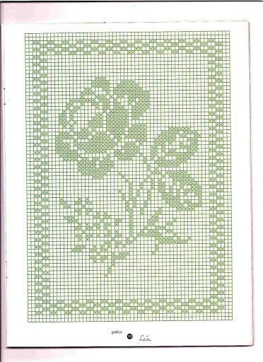 Napperons agulha na mão crochet Ano VIII 8 N°40 - claudia - Álbuns da web do Picasa
