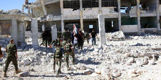Ataques aéreos sirios contra Alepo dejan 23 civiles muertos - El Nuevo Dia.com