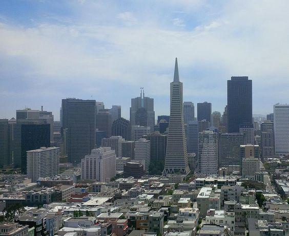 San Francisco Skyline Photograph