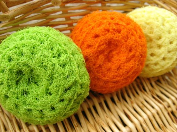 Nylon Net Scrubbies 13
