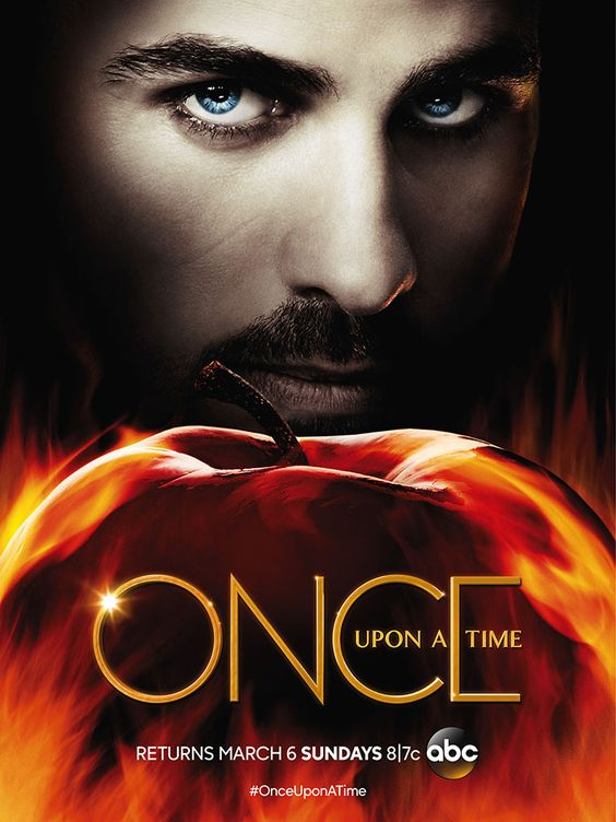 Once Upon A Time  Here's a new promo poster for the show's return.: