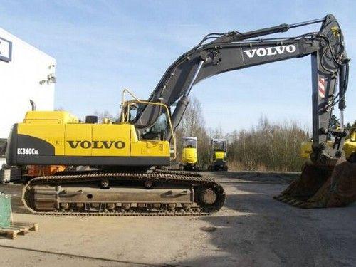 Specs Volvo Ec360c Nl Excavator Service Repair Manual Comprehensive Diagrams Complete Illustrations And All Specifications Volvo Repair Manuals Excavator