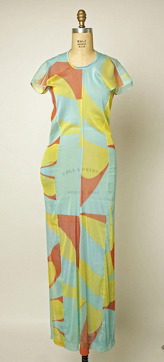 Comme des Garçons  (rei Kawakubo) -- s/s 1997 __ polyurethane, polyester