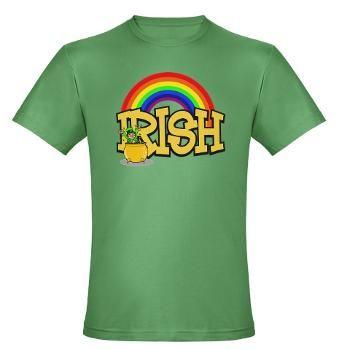 Irish Rainbow T-shrt