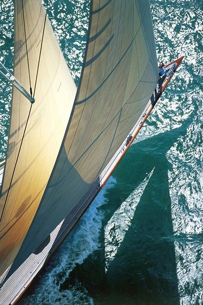 the beauty of sails.