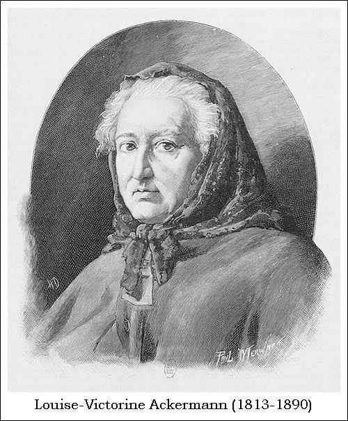 Louise Victorine Ackermann