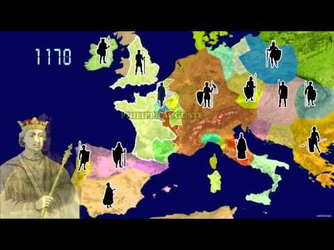 ▶ L'histoire de France - Part 2/4 - YouTube