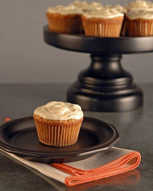 Carrot Cupcakes Recipe