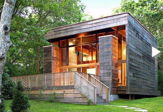 Une Rénovation d'Une Maison Bois
