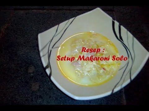 Pin Di Resep Masakan