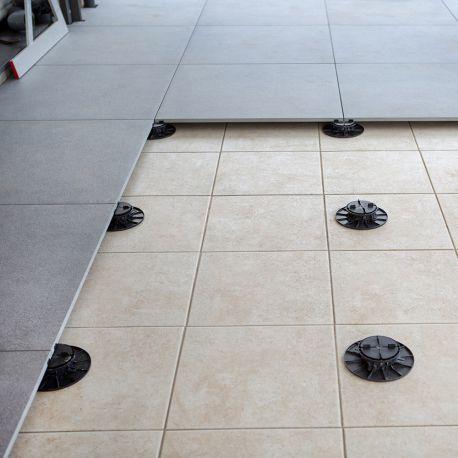Novoceram Outdoor Plus 20mm Dalles Clipsables Pour Exterieur Stone Flooring Patio Flooring Flooring