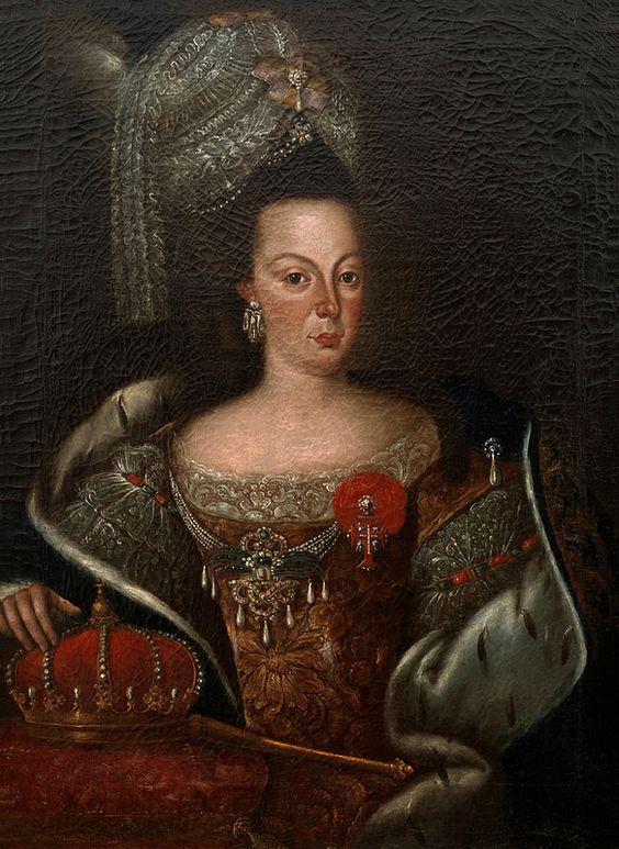 A RAINHA DONA MARIA I DE PORTUGAL | Flickr - Photo Sharing!