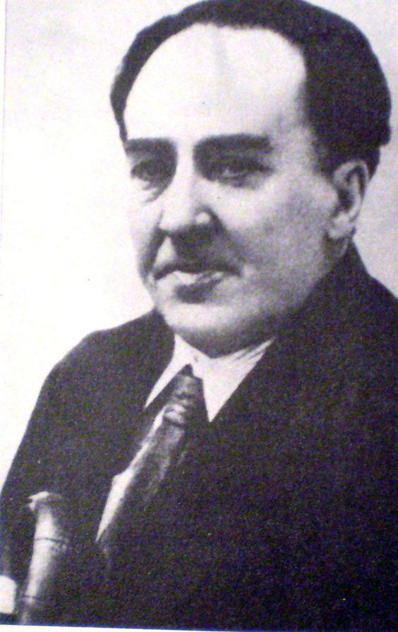ANTONIO MACHADO representante de la generación del 98
