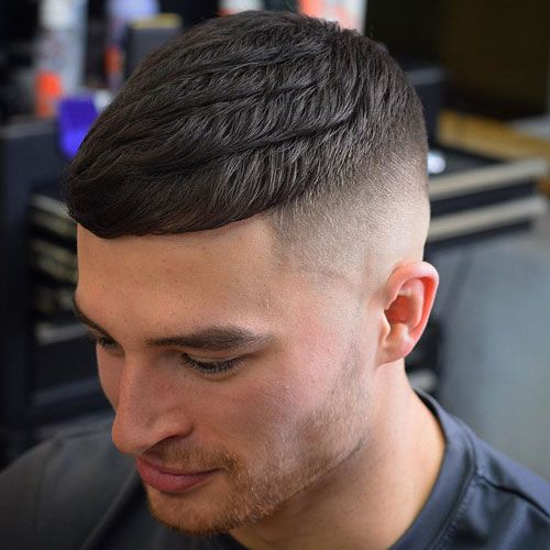 50 Best French Crop Top Haircuts For Men 2020 Styles In 2020 Mens Haircuts Fade Best Fade Haircuts Mens High Fade Haircut