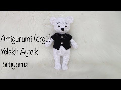 Crochet Bear Video Tutorial - YouTube | 360x480