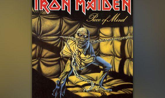 75. Iron Maiden: 'Piece Of Mind' (1983) Neuzugang Nicko McBrain stellt sich…