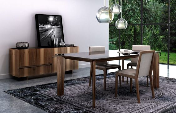 Contemporary Dining Room Furniture Made In Canada