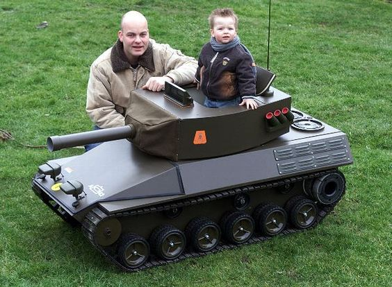 Army Tank Go Kart S And Pedal Car S Pinterest Tanks