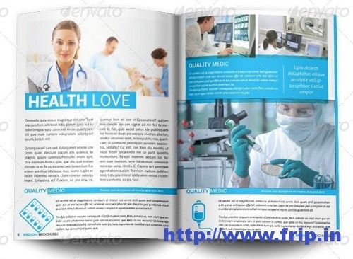 Healthy understanding - Radiology Brochure Design Radiology - healthcare brochure