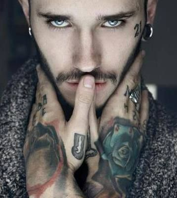 Uomini tatuati - Fotogallery Donnaclick