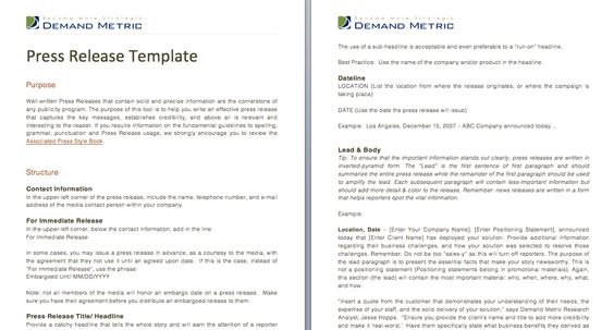 create a winning resume for you by gawordsmith MISCELÁNEAS DE - press release template