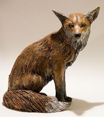 clay sculpture animals - photo #37