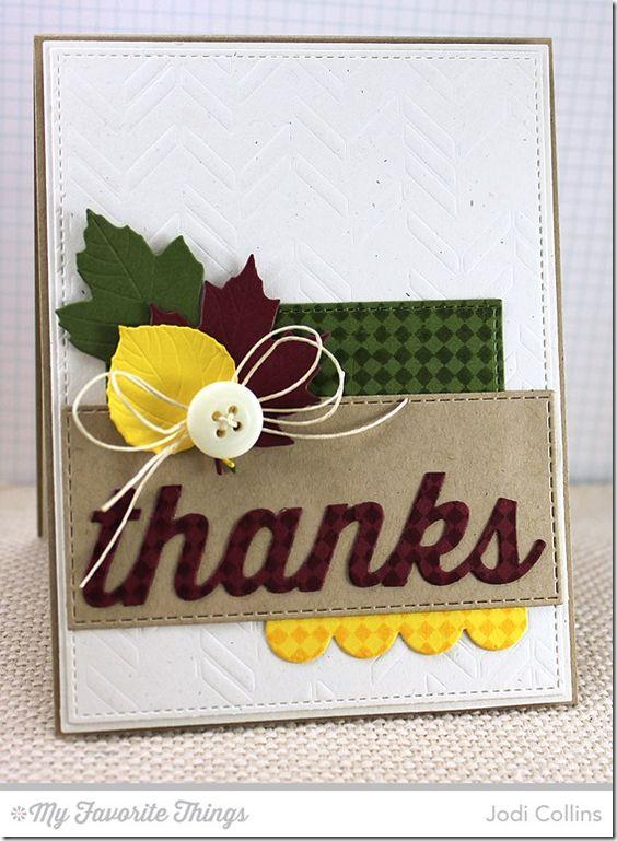 Thanks! {CTD315}