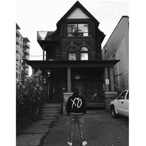 The Weeknd The Real House Of Balloons 65 Spencer Ave House Of Balloons The Weeknd Wallpaper Iphone The Weeknd Trilogy