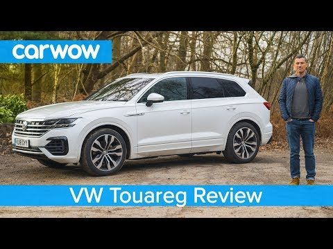 Volkswagen Touareg Suv 2019 In Depth Review Carwow Reviews Youtube Volkswagen Touareg Volkswagen Suv