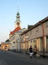 Old Rauma Downtown