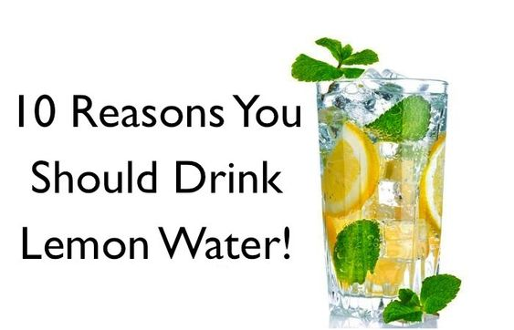 Lemon water benefits 94009