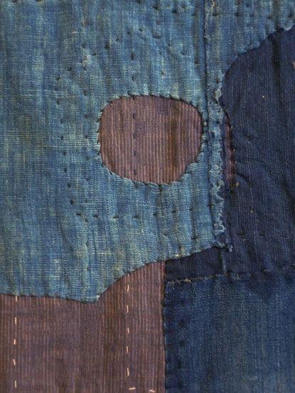 boro (detail) • via sri threads