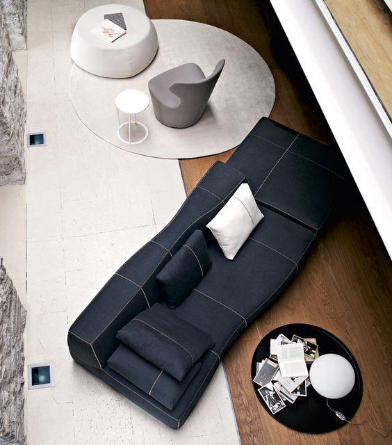 bend sofa bb italia