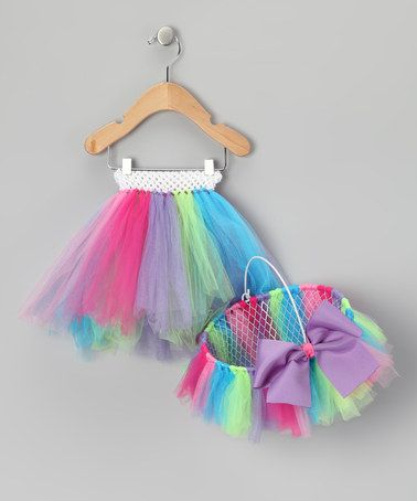 Take a look at this Purple Tutu & Easter Basket - matching tutu and basket...Making these for all 3 girls!! I think it's going to be so cute!! :)