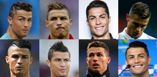 Cristiano Ronaldo Haircut Cristiano Ronaldo Haircut Ronaldo New