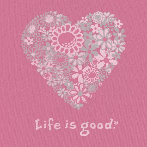 Life is good :) https://www.facebook.com/motivate.your.life.force