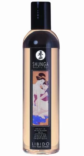 Huile de massage Excitation shunga Orange 250ml - Huiles de massage - my-sexshop.fr®