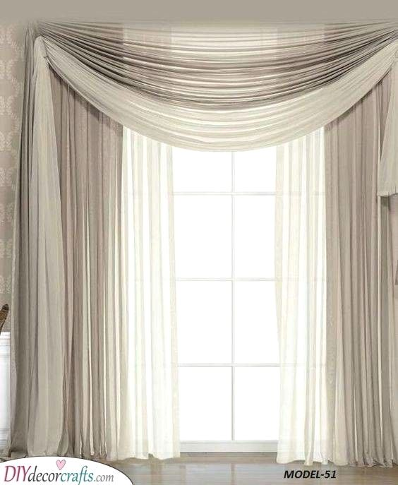 Oval Door Curtains In 2020 With Images Living Room Decor