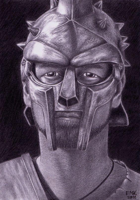 Gladiator by ~Elkenar